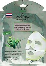 Düfte, Parfümerie und Kosmetik Feuchtigkeitsspendende Tuchmaske für das Gesicht mit Algenextrakt - Sabai Thai Mask