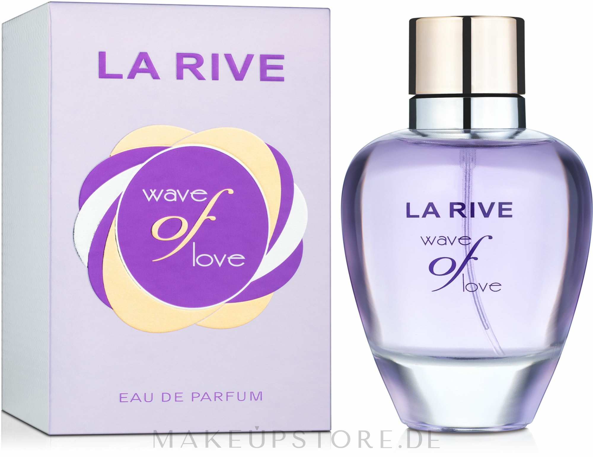 La Rive Wave Of Love - Eau de Parfum — Bild 90 ml