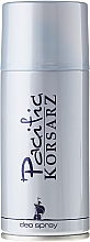 Düfte, Parfümerie und Kosmetik Deospray - Korsarz Pacific Deo Spray
