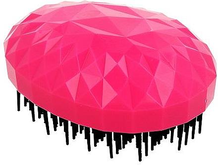 Entwirrbürste rosa - Twish Spiky 2 Hair Brush Hot Pink — Bild N2