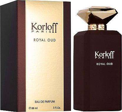 Korloff Paris Royal Oud - Eau de Parfum — Bild N1