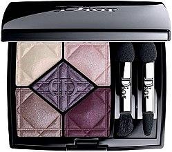 Düfte, Parfümerie und Kosmetik Lidschattenpalette - Dior 5 Couleurs Eyeshadow Palette