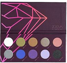 Düfte, Parfümerie und Kosmetik Lidschattenpalette - Zoeva Retro Future Eyeshadow Palette