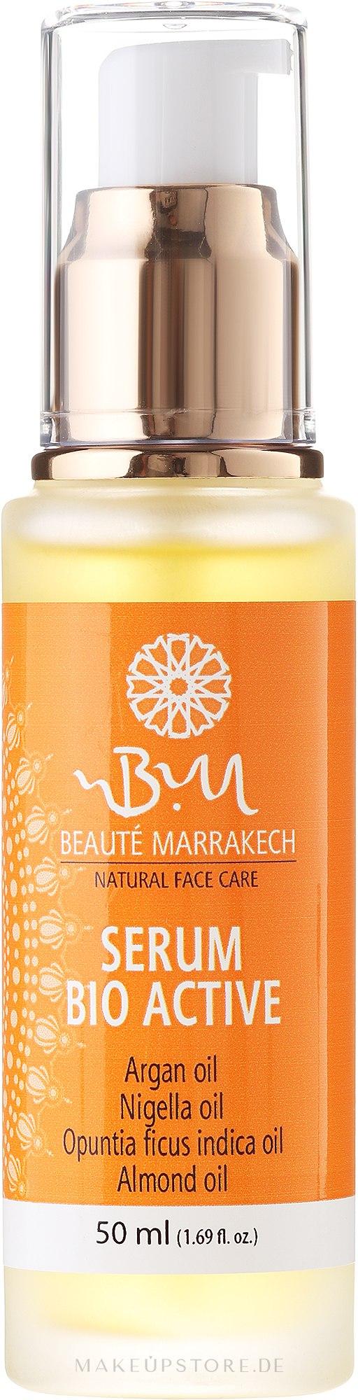 Gesichtsserum - Beaute Marrakech Bio Active Serum — Bild 50 ml