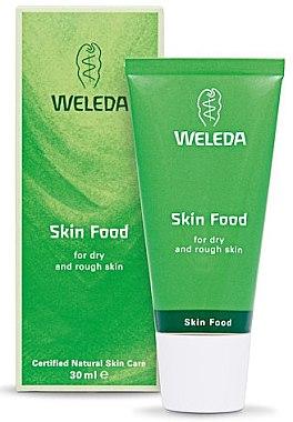 Intensiv nährende Gesichts- und Körpercreme für trockene und raue Haut - Weleda Skin Food — Bild N1