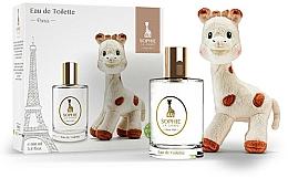 Düfte, Parfümerie und Kosmetik Parfums Sophie La Girafe Eau de Toilette - (edt/100ml+toy)