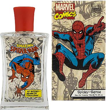 Marvel Comics Spiderman - Eau de Toilette  — Bild N1