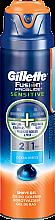 Düfte, Parfümerie und Kosmetik Rasiergel für empfindliche Haut - Gillette Fusion ProGlide Sensitive Ocean Breeze Shave Gel