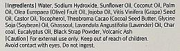 Handgemachte Seife mit Aktivkohle - Klairs Gentle Black Sugar Charcoal Soap — Bild N5
