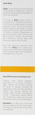 Anti-Aging Gesichtsserum - Bioliq Pro Intensive Revitalizing Serum — Bild N3