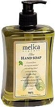 Düfte, Parfümerie und Kosmetik Flüssigseife Olivenextrakt - Melica Organic Olive Liquid Soap