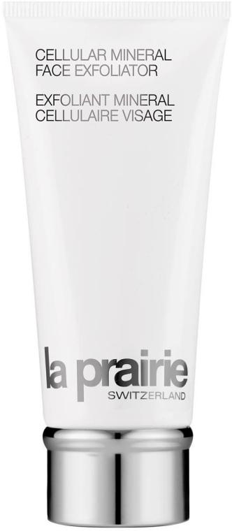 Gesichtspeeling mit exklusivem Cellular Complex - La Prairie Cellular Mineral Face Exfoliator — Bild N1