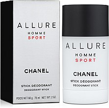 Düfte, Parfümerie und Kosmetik Chanel Allure Homme Sport - Parfümierter Deostick