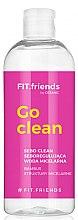 Düfte, Parfümerie und Kosmetik Mizellenwasser für fettige und aknegefährdete Haut - AA Fit.Friends Go Clean Micellar Water