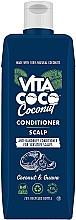 Düfte, Parfümerie und Kosmetik Conditioner für empfindliche Kopfhaut gegen Schuppen mit Kokos und Guave - Vita Coco Scalp Coconut & Guava Conditioner