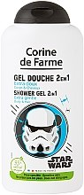 "Düfte, Parfümerie und Kosmetik 2in1 Duschgel & Shampoo ""Star Wars"" - Corine de Farme Star Wars Force"