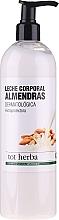 Düfte, Parfümerie und Kosmetik Körpermilch mit Mandel - Tot Herba Almond Body Milk