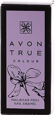 Nagellack - Avon True Colour Nailwear Pro+ — Bild N2