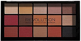 Düfte, Parfümerie und Kosmetik Lidschatten-Palette - Makeup Revolution Iconic Vitality Re-Loaded Palette