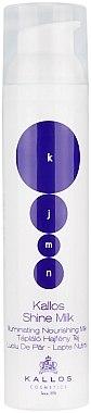 Aufbauende Haarglanzmilch - Kallos Cosmetics KJMN Krystal Milk — Bild N1
