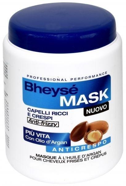 Haarmaske mit Arganöl für lockiges Haar - Renee Blanche Bheyse Maschera Capelli Ricci e Crespi — Bild N3