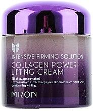 Düfte, Parfümerie und Kosmetik Lifting-Gesichtscreme mit Kollagen - Mizon Collagen Power Lifting Cream