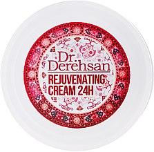 Düfte, Parfümerie und Kosmetik Natürliche verjüngende Gesichtscreme - Hristina Cosmetics Dr. Derehsan Rejuvenating Cream 24h