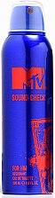 Düfte, Parfümerie und Kosmetik MTV Perfumes MTV Sound Check - Parfümiertes Deospray