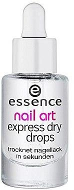 Nagellacktrockner - Essence Circus Circus Nail Art Express Dry Drops — Bild N1