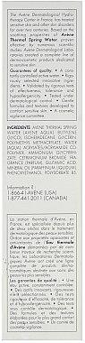 Feuchtigkeitsspendendes mattierendes Gesichtsfluid - Avene Soins Essentiels Scin Care — Bild N3