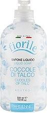 Düfte, Parfümerie und Kosmetik Flüssigseife - Parisienne Italia Fiorile Cuddles Of Talc Liquid Soap