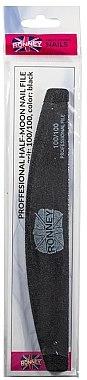 Nagelfeile 100/100 schwarz RN 00267 - Ronney Professional — Bild N1