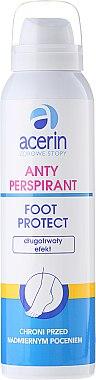 Fußdeospray Antitranspirant - Acerin Foot Protect Deo — Bild N2