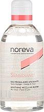Düfte, Parfümerie und Kosmetik Beruhigendes Mizellen-Reinigungswasser - Noreva Laboratoires Sensidiane Soothing Micellar Water
