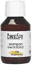 Düfte, Parfümerie und Kosmetik Shampoo ohne SLES/SLS mit Arganöl - BingoSpa Shampoo Without SLES / SLS with Argan Oil