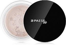 Düfte, Parfümerie und Kosmetik Loser Gesichtspuder - Paese High Definition Powder