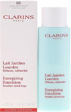 Beruhigende Emulsion für müde Beine - Clarins Body Energizing Emulsion — Bild N1