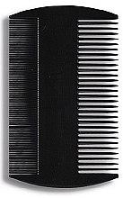 Düfte, Parfümerie und Kosmetik Haarkamm 8,8 cm schwarz - Donegal Hair Comb