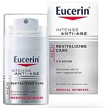 Düfte, Parfümerie und Kosmetik Anti-Falten Gesichtscreme für Männer - Eucerin Men Intense Anti-Age Cream Revitalizing Care