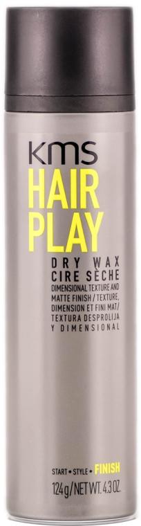 Haarwachs für legere Beach-Looks mit mattem Finish - KMS California Hairplay Dry Wax — Bild N1