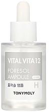 Düfte, Parfümerie und Kosmetik Reinigendes und porenminimierendes Gesichtsserum - Tony Moly Vital Vita 12 Poresol Ampoule H