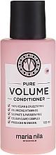 Düfte, Parfümerie und Kosmetik Conditioner für mehr Volumen mit Vitamin B5 - Maria Nila Pure Volume Condtioner
