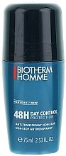 Düfte, Parfümerie und Kosmetik Deo Roll-on Antitranspirant 48h - Biotherm Day Control Deodorant Roll-On 50ml