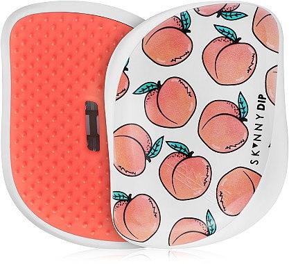Haarbürste - Tangle Teezer Compact Styler Cheeky Peach — Bild N1