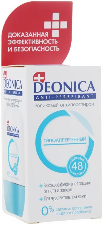 Deo Roll-on Antittranspirant - Deonica — Bild N2