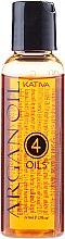 Regenerierendes Haarkonzentrat mit 4 Ölen - Kativa Argan Oil — Bild N2