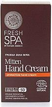 Düfte, Parfümerie und Kosmetik Handcreme - Natura Siberica Fresh Spa Russkaja Bania Detox Mitten Hand Cream