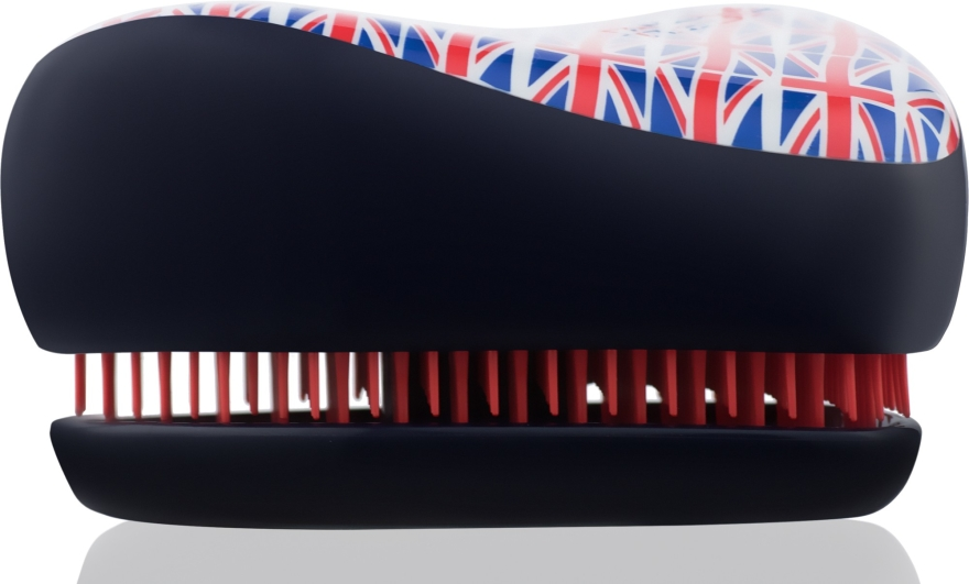 Kompakte Haarbürste - Tangle Teezer Compact Styler Colours Sizzle Brush — Bild N4