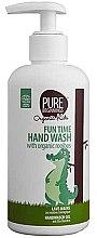 Düfte, Parfümerie und Kosmetik Handreinigungsgel für Kinder mit Bio Rooibos - Pure Beginnings Fun Time Hand Wash