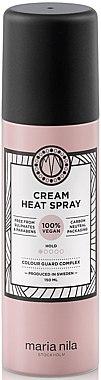 Pflegendes Hitzeschutzspray cremiger Konsistenz - Maria Nila Style & Finish Cream Heat Spray — Bild N1